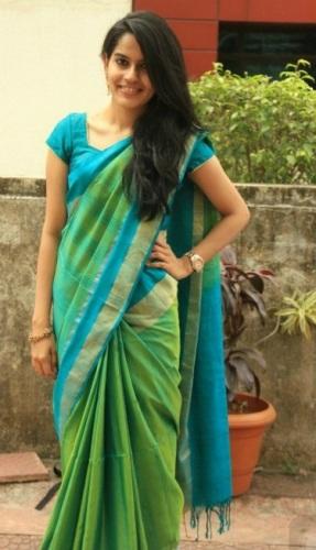 Casual Wear Nalli Saree