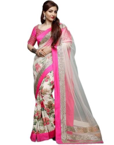 Celebrity Look Laxmipati Saree 2