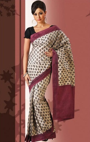 Cotton Sarees-Shantipuri Cotton Saree 29