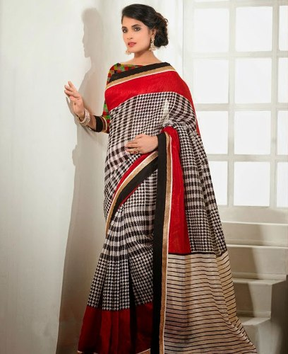 Cotton Sarees-Silk Cotton Saree 7