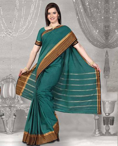 Cotton Sarees-Unique Cotton Saree (Latest Design) 24