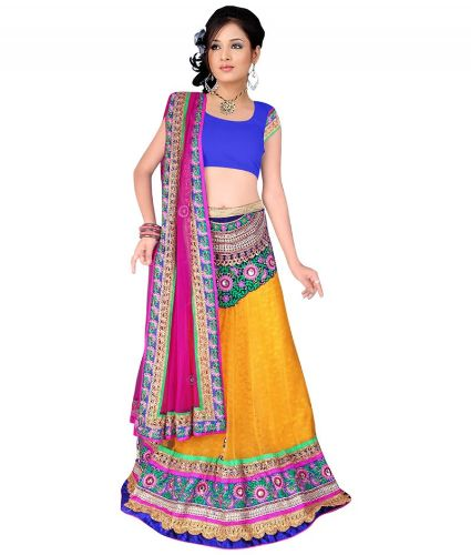 Fancy Sarees-Gujrati Saree Design 2
