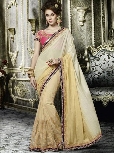 Latest Saree Designs 1
