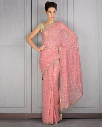 Latest Saree Designs 15