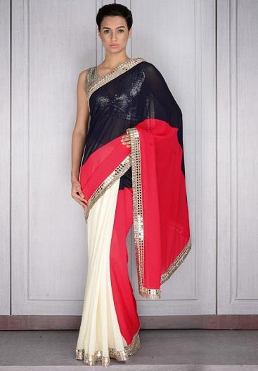 Latest Saree Designs 2