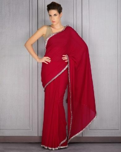 Latest Saree Designs 20