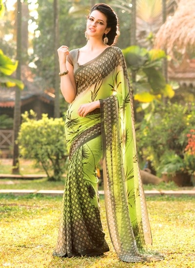 Latest Saree Designs 21