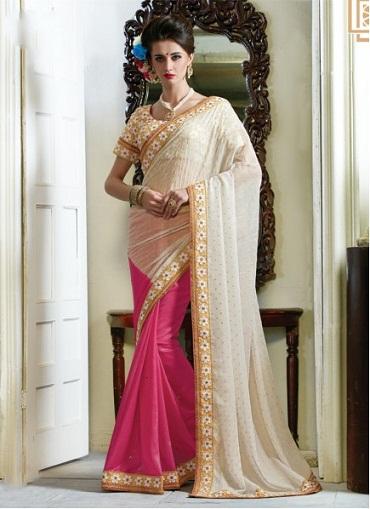 Latest Saree Designs 25
