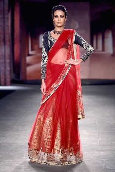 Latest Saree Designs 27