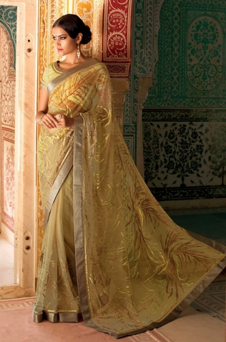 7bbb4e35d 15 Latest Designs of Laxmipati Sarees With Images
