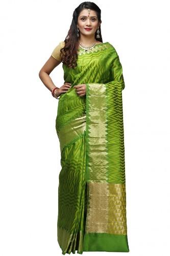 Maheshwari Sarees-Kushnuma Pure Silk Maheshwar 3