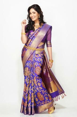 Nalli Sarees-Best Silk Nalli Saree For Festive Occasion 11