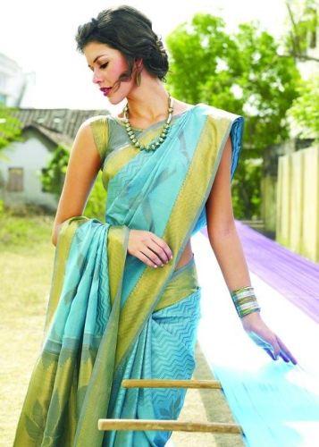 Nalli Sarees-Latest Designer Nalli Saree 2