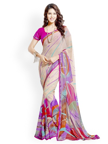 Nalli Sarees-Silk Nalli Saree With Colorful Patterns 12