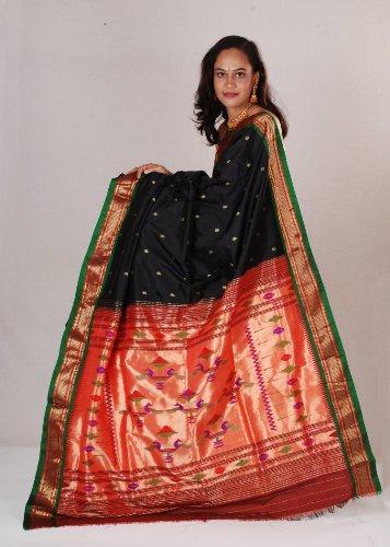 Nauravi Sarees-Pune Designer Nauvari Saree 15