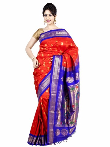 Paithani Sarees 14