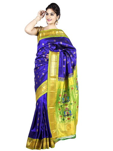 Paithani Sarees 18