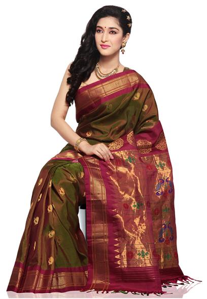 Paithani Sarees 22