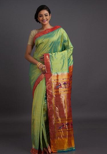 Paithani Sarees 29