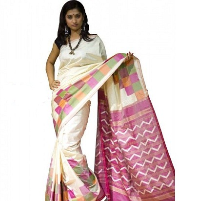 Silk Sarees Collections 11