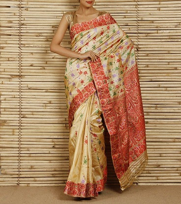 Silk Sarees Collections 13