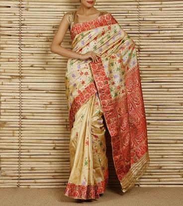 Silk Sarees Collections 13
