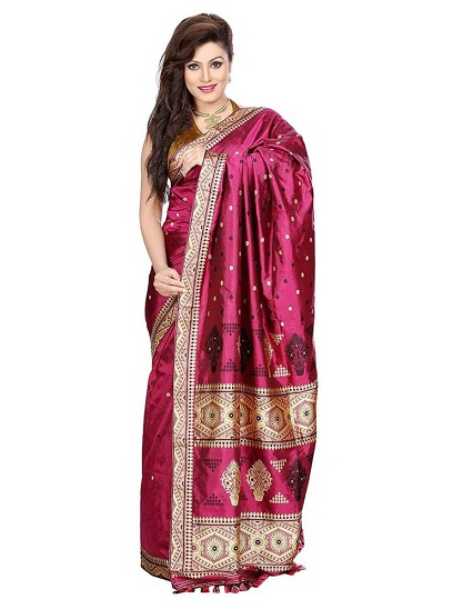 Silk Sarees Collections 14