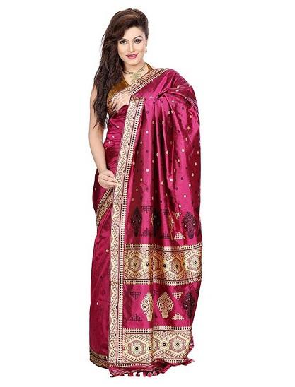 Silk Sarees Collections 14
