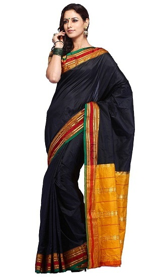 Silk Sarees Collections 16