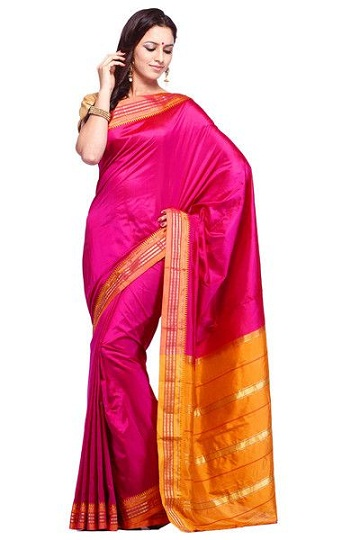 Silk Sarees Collections 17