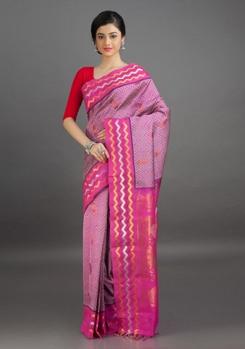 Silk Sarees Collections 19