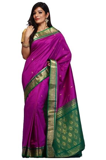 Silk Sarees Collections 21