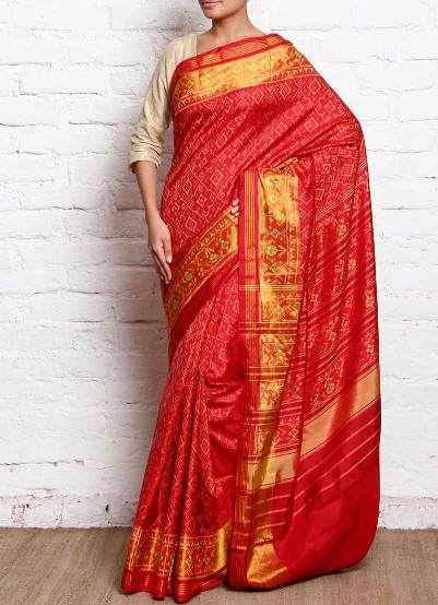 Silk Sarees Collections 22