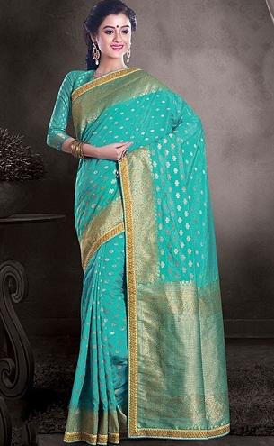 Silk Sarees Collections 23