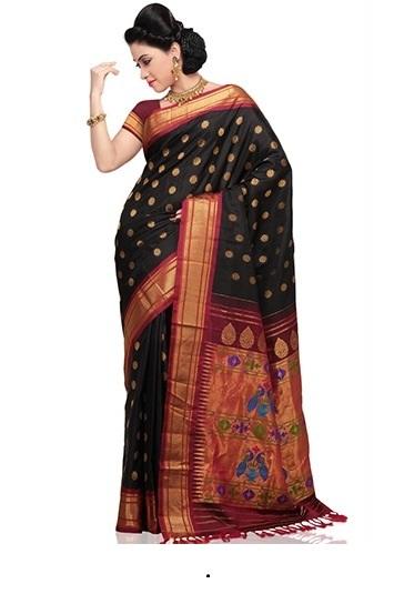 Silk Sarees Collections 26