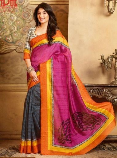 Silk Sarees Collections 27