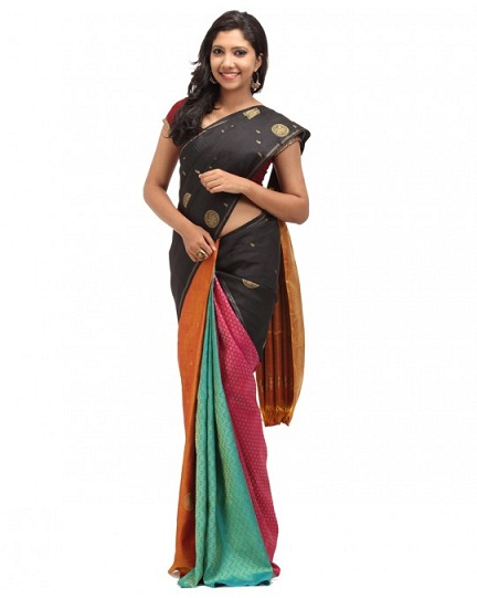 Silk Sarees Collections 5