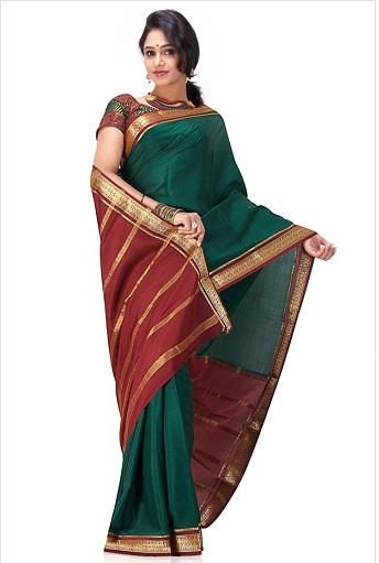 Silk Sarees Collections 6