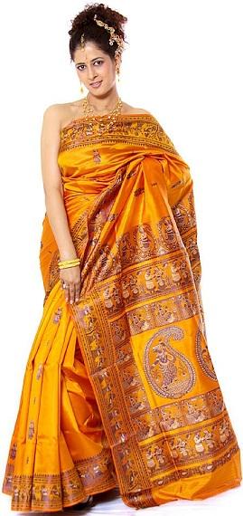 Silk Sarees Collections 7