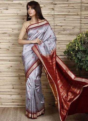 Silk Sarees Collections 9