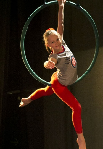 List of Dances Aerial Dance