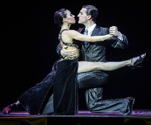 Types of Modern Dance Tango