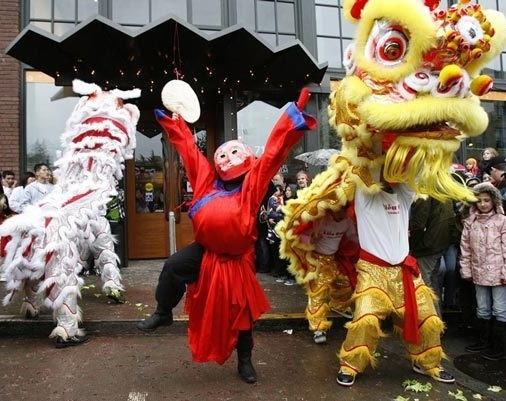 List of Dances Lion Dance