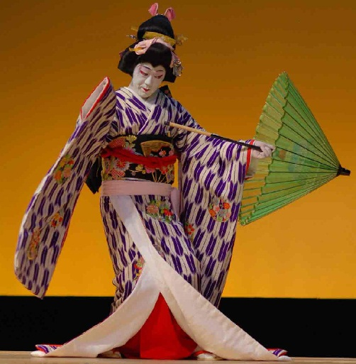 List Of Dances Kabuki