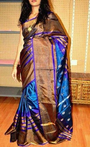 Traditional Uppada Sarees 17