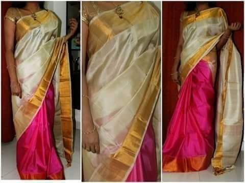 Traditional Uppada Sarees