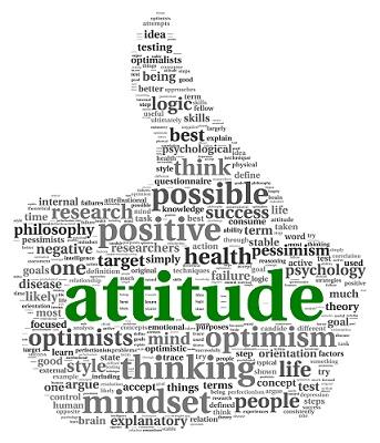 Types Of Attitudes