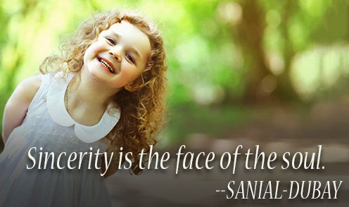 List of Positive Attitudes and Behaviors Sincerity