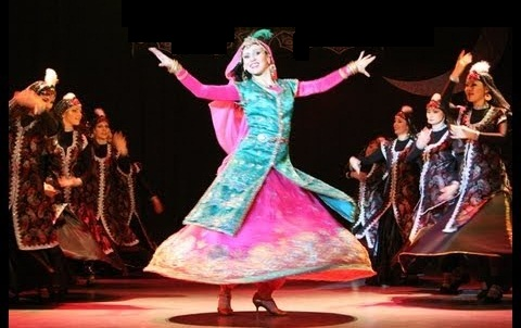 List of Dances Iranian Dance