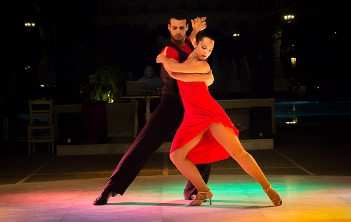 Types of Modern Dance Latin Dance